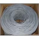 Kabel skrętka UTP drut KAT5e 4x2żyły 50m