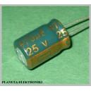 Kondensator LOW ESR 470uF 25V komplet 10szt