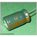 Kondensator LOW ESR 1000uF 16V kpl 10szt