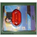 Latarka Lampa ROWEROWA 5 LED Tylnia Xtreme
