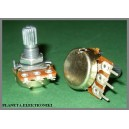 Potencjometr obrotowy B250k 250k Ohm liniowy