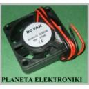 WENTYLATOR Wiatrak PC 40x40x10 12V