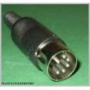 Wtyk DIN 5pin na kabel
