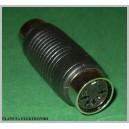 Łącznik gniazdo DIN podwójne DIN5 5pin