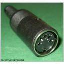 Gniazdo DIN DIN5 5pin na kabel
