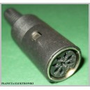 Gniazdo DIN 8pin 8p na kabel