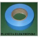 Taśma izolacyjna PVC NIEBIESKA 25m szer.19mm