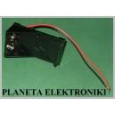 KOSZYK pojemnik uchwyt na baterie 6F22 9V