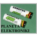 Akumulator akumulatorki AA R6 1,2V 4700 mAh