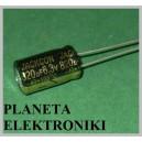 Kondensator LOW ESR 820uF 6,3V kpl 10szt