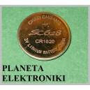 Bateria litowa CR1620 CR 1620 3V