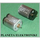 MINI Silnik Silniczek 3V - 6V 16,5x12x10mm