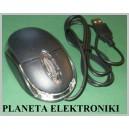 Myszka Mysz USB Komputerowa PC przewodowa