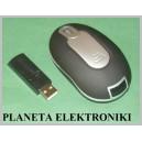 Myszka Mysz bezprzewdowa Komputerowa wireless