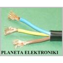 Kabel elektryczny OMY 3x1mm 300/300V 100m