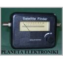 Miernik do ustawiania anten satelitarnych