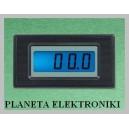 Amperomierz Voltomierz panelowy LCD