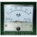 Miernik wskaźnik AMPEROMIERZ 500mA 0,5A FVAT
