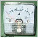 Miernik wskaźnik Amperomierz 10A bocznik