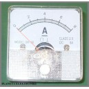 Miernk wskaźnik Amperomierz 8A bocznik