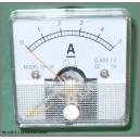 Miernk wskaźnik Amperomierz 5A bocznik