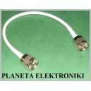 Kabel anteny CB UHF UC1 wtyk / wtyk 0,3m