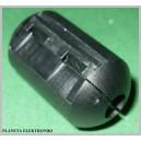 RDZEŃ Filtr FERRYTOWY na kabel 5mm czarny