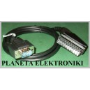 KABEL EURO SCART na VGA DSUB TUNER-MONITOR 3m