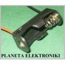 KOSZYK uchwyt pojemnik na baterie 1x A23