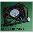 WENTYLATOR Wiatrak PC 70 x 70 x 15 12V(2440a)