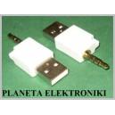 Przejście ładowarka wtyk USB / IPOD jack 4pol