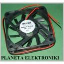 WENTYLATOR Wiatrak PC 60 x 60 x 10 12V