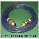 Kabel wtyk BNC - wtyk BNC Gold digital 3m