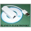 KARTA SIECIOWA internetowa na USB 8p8c