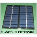 Bateria słoneczna SOLAR 2W 9V 115x115x3mm