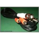 Kabel do kamery BNC + DC 5m
