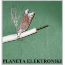 Kabel Przewód koncentryczny TV/SAT RG6U 50m