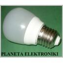 ŻARÓWKA 5W 20 LED SMD E27 230V biała(2792)
