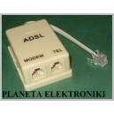 Filtr ADSL Podwójny