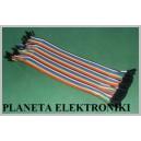 Kable do płytek prototypowch stykowych Ż/Ż