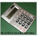 Kalkulator 8-cyfrowy BOSZ BS-298A