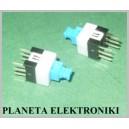 MINI Przełącznik PCB 7x7mm podwójny chwilowy