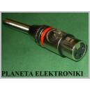 GNIAZDO mikrofonowe canon XLR 3pin na kabelHQ