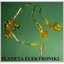 Słuchawki do uszu MP3 komputera NOWE (2952a