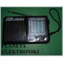 Mini RADIO przenośne KK-9 JINRU FM/AM Hi-Fi (2960)