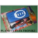 Mini RADIO AS-62 latarka słuchawki głośnik