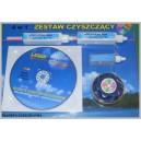 Płyta czyszcząca CD DVD BLU-RAY PS2 XBOX PC