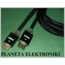 PROFESJONALNY Kabel HDMI 1.4 FULL HD 3D 2m (3072)
