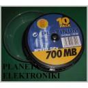 Płyta CD - R PLATINUM 700mb CD-R 10szt pudło(3108)