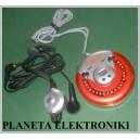 Mini RADIO przenośne słuchawki NOWE (3105)
